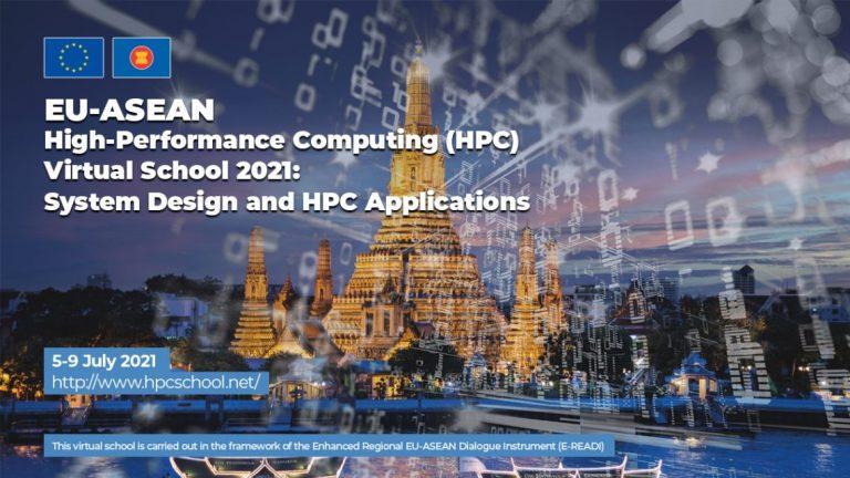 EU, ASEAN launch high-performance computing school